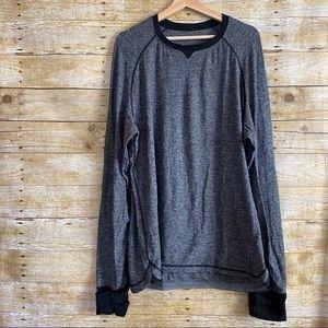 Lululemon athletica Men's Long Sleeve Run Shirt